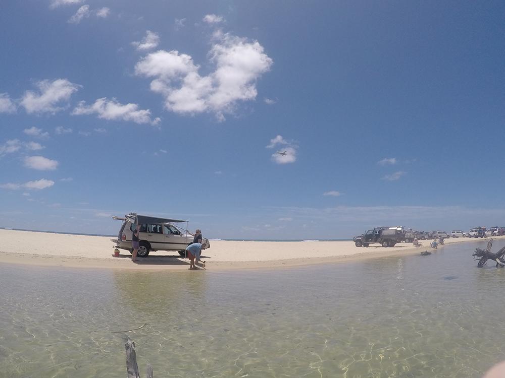 Fraser Island Eli Creek 4WD