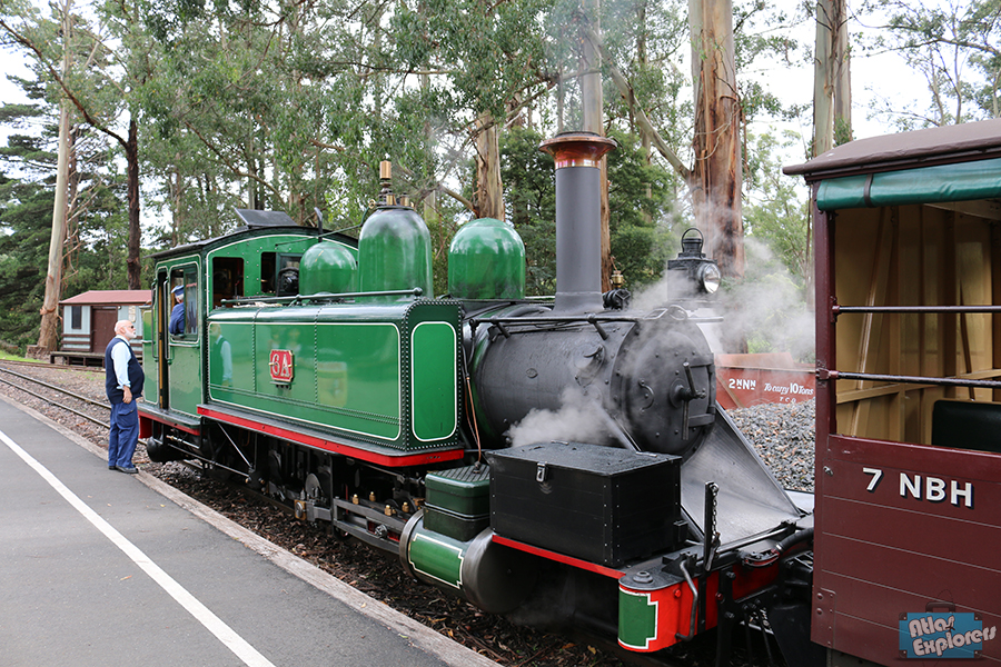 Melbourne-Puffing-Billy