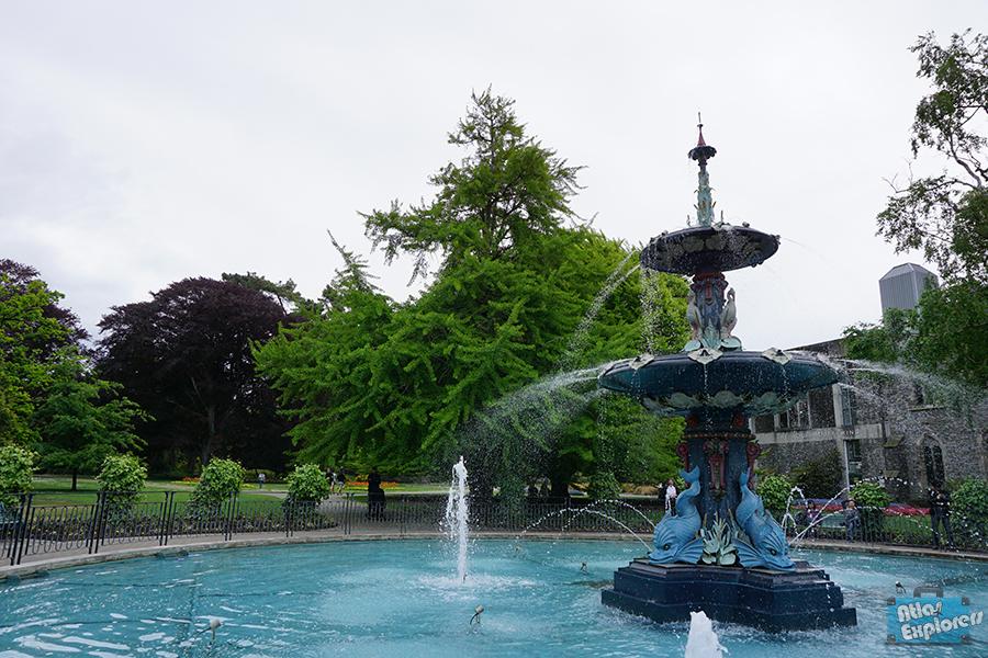 Christchurch-park
