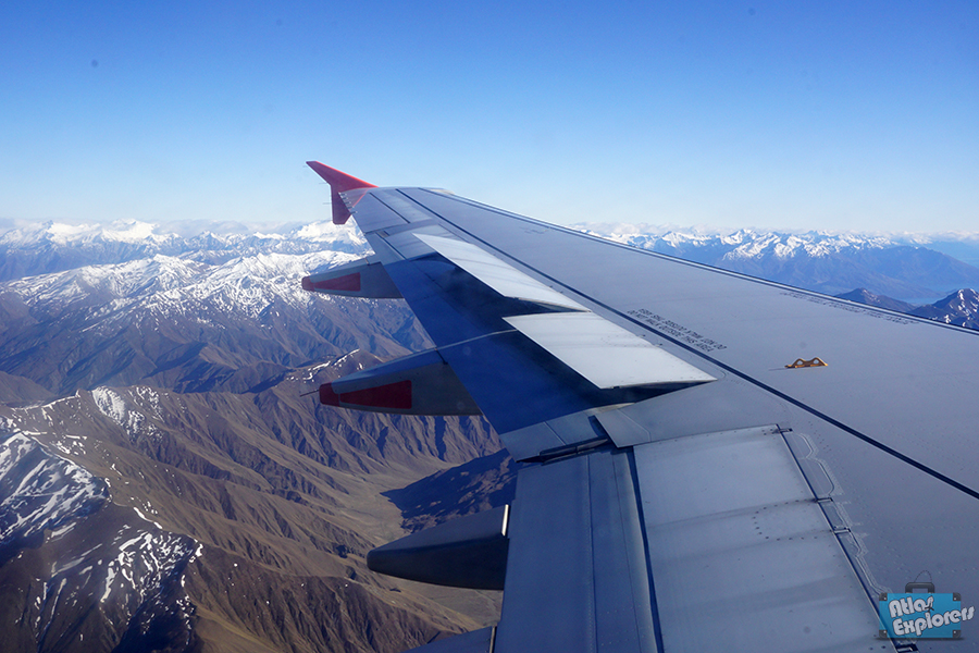 Queenstown-flight