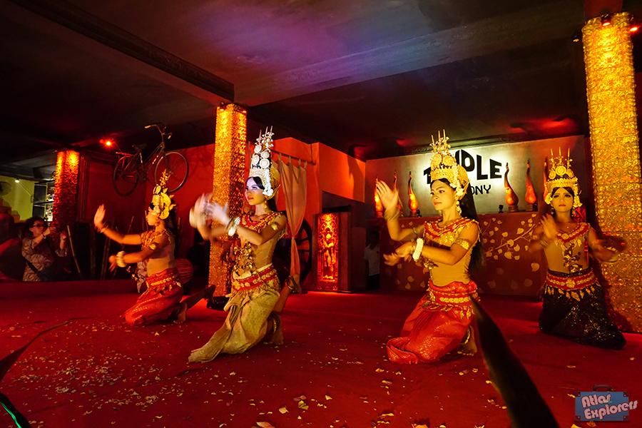 Apsaras-Dance-Performance