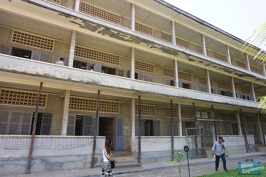 Tuol-Sleng-Museum