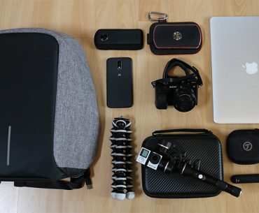 Our Travel Camera Gear